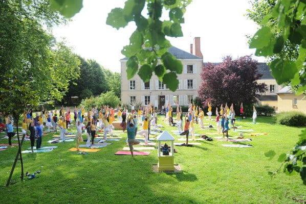 Yogalehrer-Fortbildungen