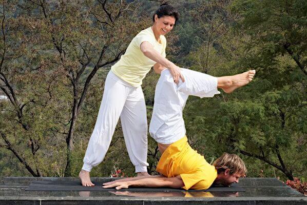 Fortgeschrittene Yogalehrer-Ausbildung