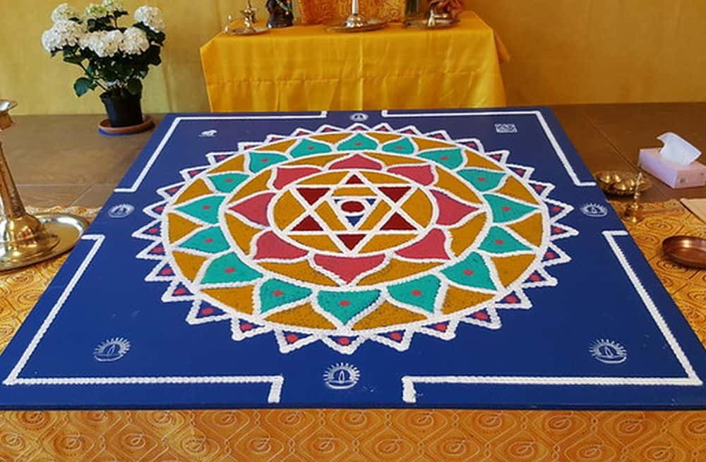 Meditationen aus den Tempeln Südindiens
