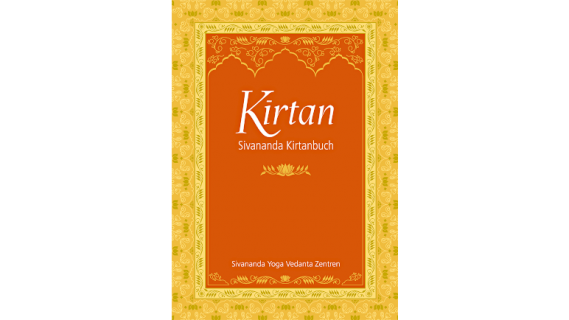Sivananda Kirtanbuch
