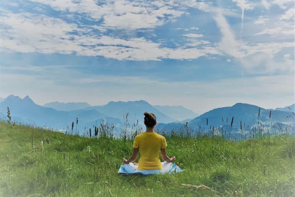 Online Live Meditationsabende