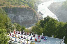 Yogalehrerausbildung in Indien