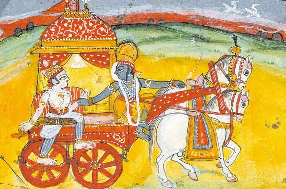 Live Onlinekurs: Bhagavad Gita – die Kunst des rechten Lebens, Teil 7
