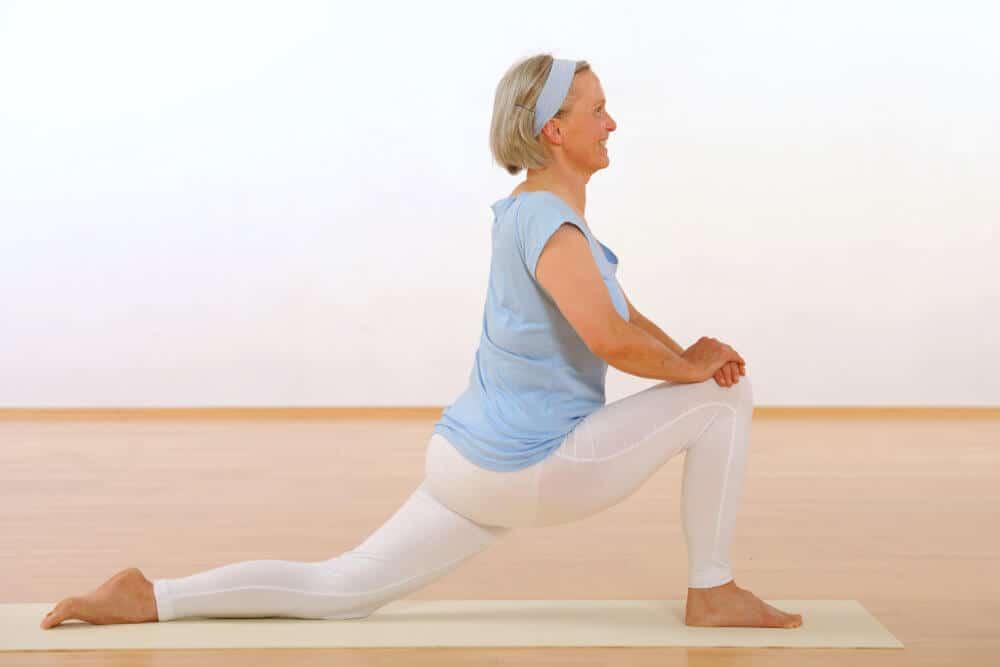 Online-Kurs: Yoga 1 - Vierwochenkurs