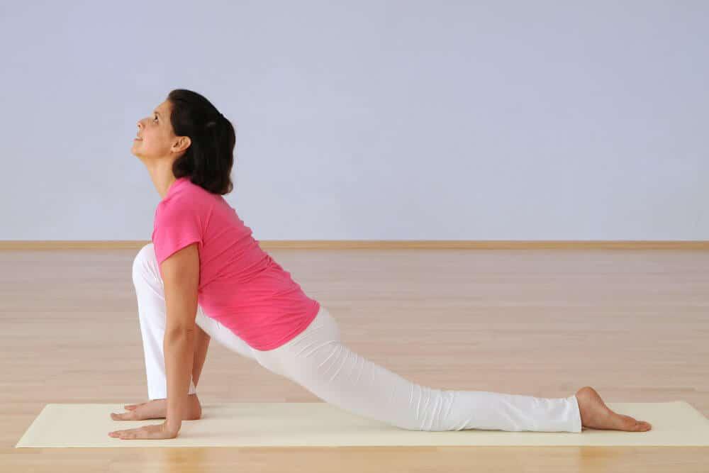Online Live Yoga Class Intermediate